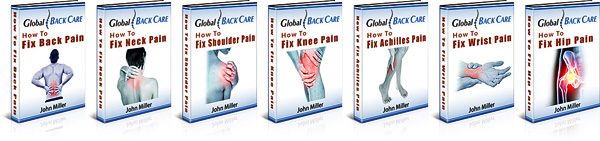 Global Back Care Musculo-Skeletal Health eBook Series